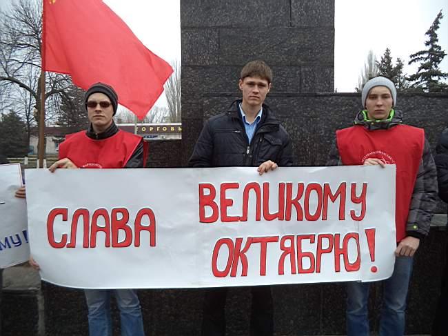 В станице Зеленчукской состоится митинг посвященный «Великому Октябрю»